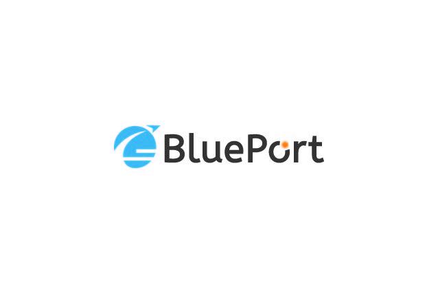 ロゴ:株式会社ブルーポート