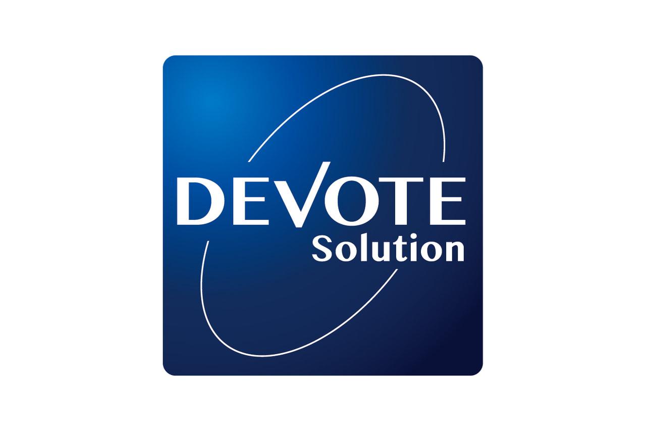 ロゴ:ディヴォートソリューション株式会社