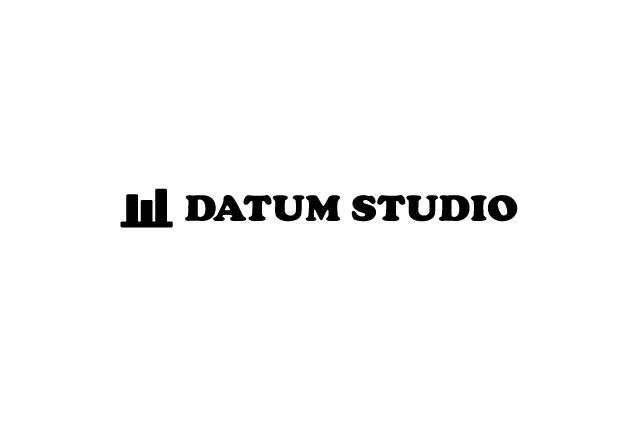 ロゴ:DATUM STUDIO株式会社