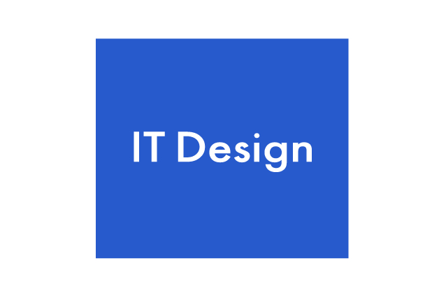 ロゴ:IT Design
