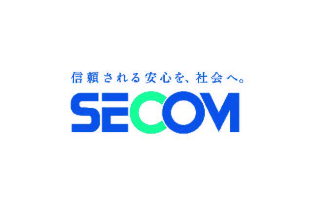 ロゴ:セコム株式会社