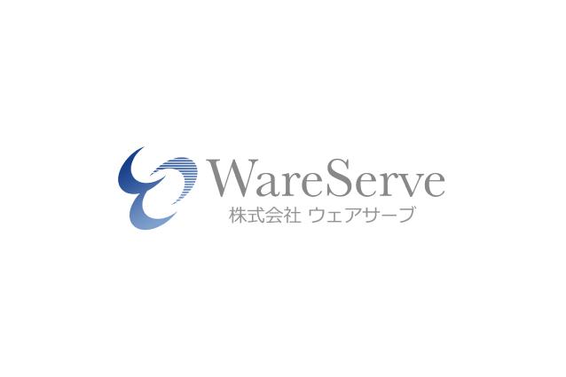ロゴ:株式会社ウェアサーブ