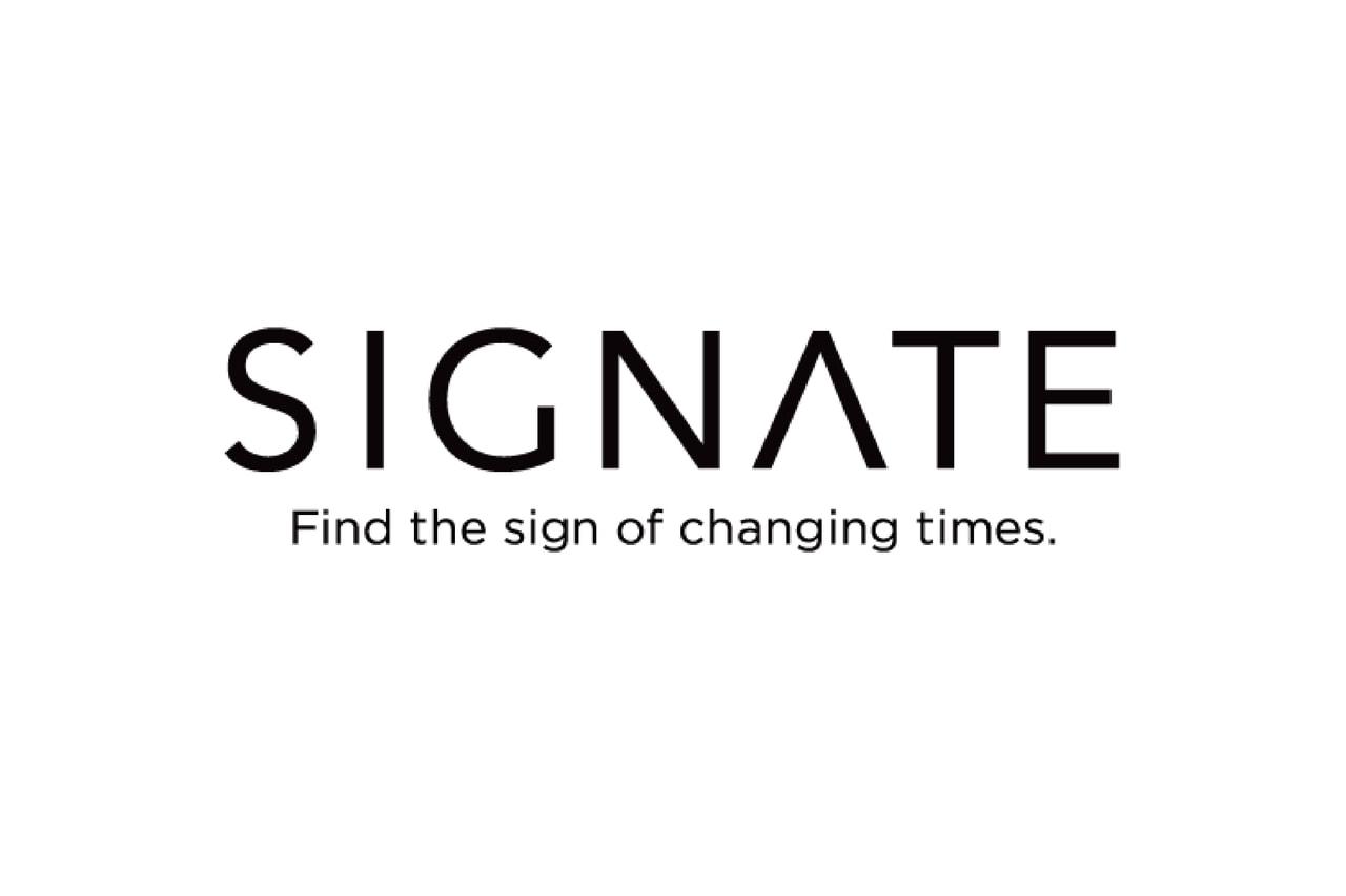 ロゴ:株式会社SIGNATE